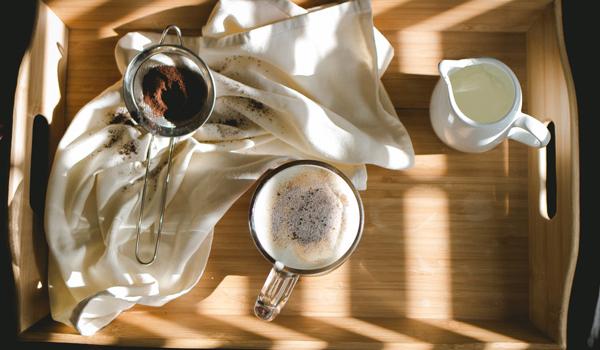 Chỉ với bốn bước đơn giản là bạn đã có thể thưởng thức cafe muối
