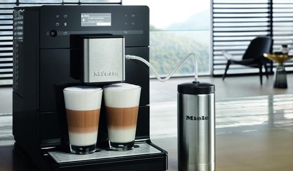 máy pha cà phê cao cấp Miele CM5300 Countertop Coffee System