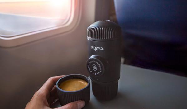 máy pha cà phê cao cấp Wacaco Nanopresso