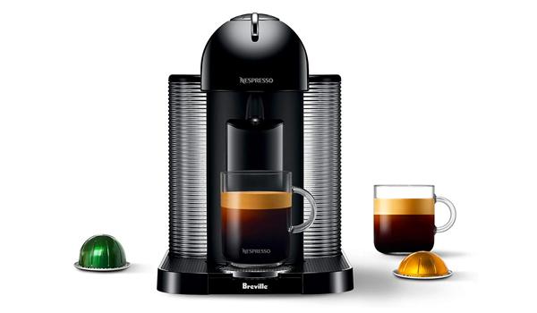 máy pha cà phê cao cấp Nespresso Vertuo and Milk Frother