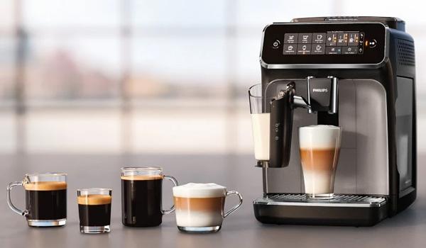 máy pha cà phê cao cấp Philips 3200 Fully Automatic Espresso Machine EP3221