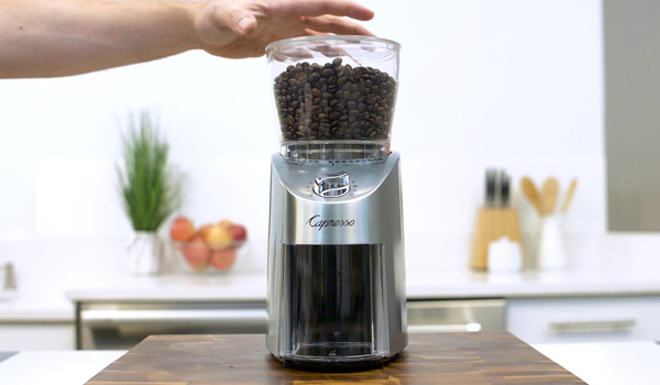 Máy xay cà phê Capresso Infinity Plus Conical Burr Grinder