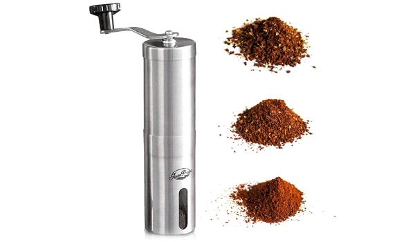 Máy xay cà phê JavaPresse Manual Coffee Grinder