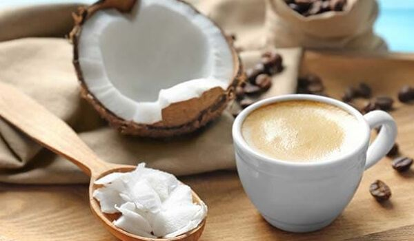Nguyên liệu để pha cà phê cốt dừa