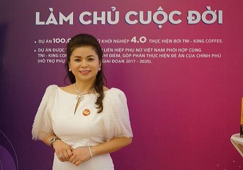 Bà Lê Hoàng Diệp Thảo King Coffee - Nữ tướng sắc sảo tạo nên tập đoàn cà phê lớn Trung Nguyên cùng chồng là ông Đặng Lê Nguyên Vũ